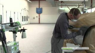 Festool automotive systems - Spotrepair