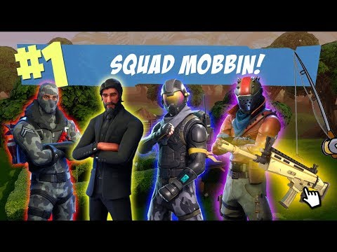 Squad Mobbin Ep. 14 | Rational Kevo Finally Emerges to PS4!