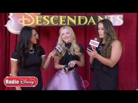 "Total Access Live from the ""Disney Descendants"" Premiere 
