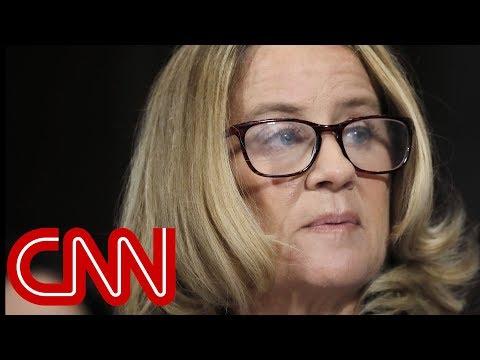 Kavanaugh accuser testifies