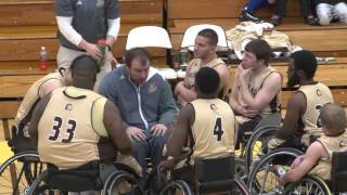 SMSU Wheelchair Basketball vs MN Rolling Timberwolves (men