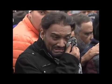 Sabar Koti  Death 25 jan 2018 Cremation full ¦ Master Saleem Crying badly  Must watch