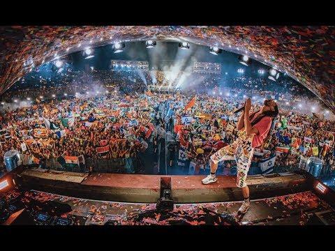 Steve Aoki LIVE at Tomorrowland Main Stage 2019