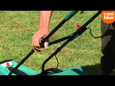 Видео обзор: Газонокосилка электрическая BOSCH ROTAK 32 Li