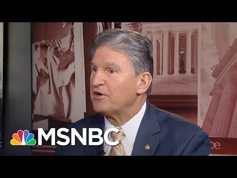 Joe Manchin: People Will Know Who Took Away Their Health Care Coverage | Morning Joe | MSNBC