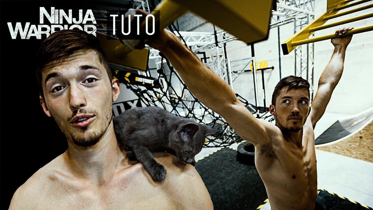 Tuto Ninja Warrior - Les échelles à bascule (5/6)