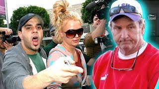 Britney Spears' Dad Seeks Restraining Order Extension Against Ex-Manager Sam Lutfi