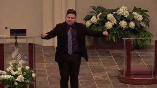 4/24/2021 - His Work, Not Mine - Pastor Enrique Vado Gutierrez