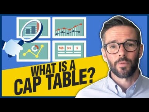 What is a Cap Table? | 4 types of Ownership that a Cap Table Reflects