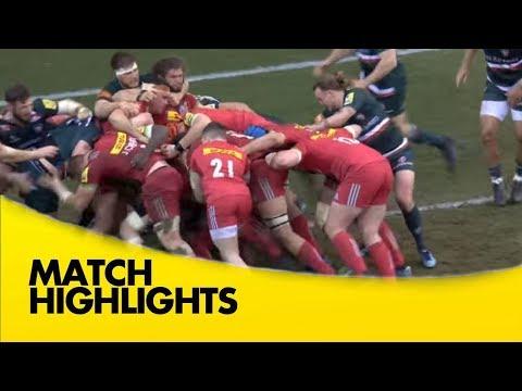 Leicester Tigers v Harlequins - Aviva Premiership Rugby 2017-18