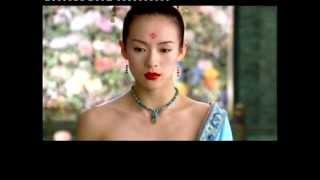 Ultravox | Dreams - Versus House of Flying Daggers Zhang Ziyi