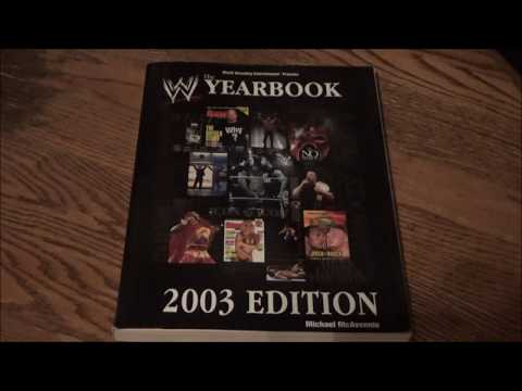 The Year In Slam - WWE Yearbook 2003 Edition