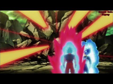 Goku e Vegeta VS Jiren Dragon Ball Super [SUB. ITA]