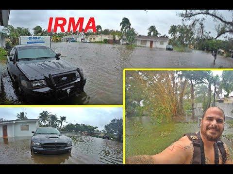 How We Survived Hurricane Irma