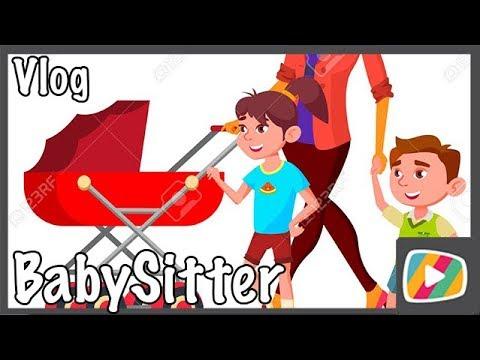 Trabalhando de BabySitter