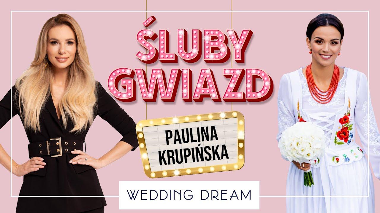 Poślubiła najprzystojniejszego muzyka😍 Tajemnica Pauliny Krupińskiej!🤫