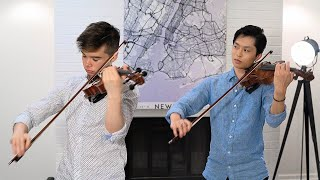 Baixar My Heart Will Go On (Titanic) - Celine Dion - AMoney & Daniel Jang (Violin Cover)