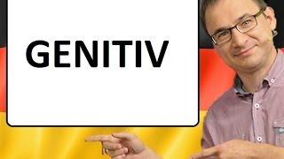 Genitiv - język niemiecki - gerlic.pl
