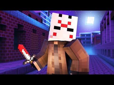 Minecraft Friday The 13th - JASON IS BACK!!   Minecraft Scary Roleplay