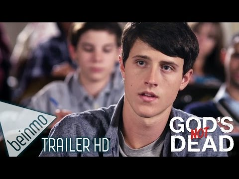 God's Not Dead Official Trailer (2015) Kevin Sorbo, Shane Harper, David A.R. White, Dean Cain Movie