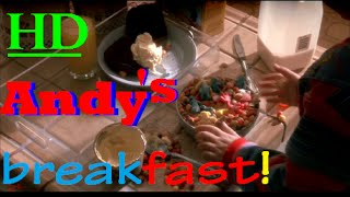 """★GOOD GUY""""BREAKFAST WITH ANDY★  CHILD"""