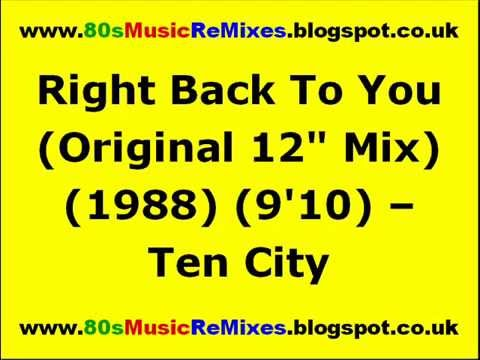 Right Back To You (Original 12