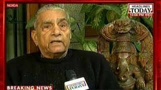 Delhi Elections: Party Mentor Shanti Bhushan says AAP distributed tickets for money