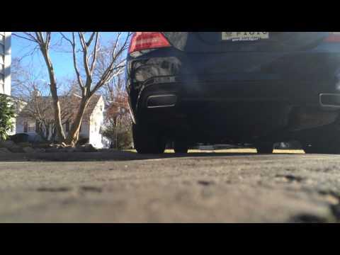 W221 2010 S550 Cat Delete Sound Clip