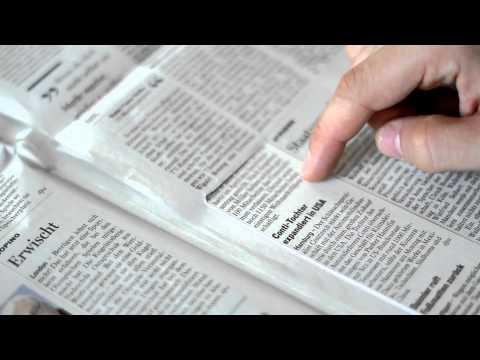 Zeitung 2.0 - Die Revolution der Zeitungswelt
