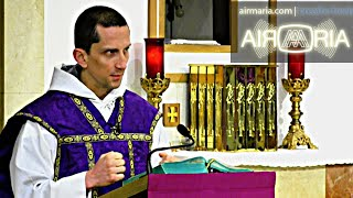 Hell is Not Empty—Don't Go There - Apr 17 - Homily - Fr Matthias