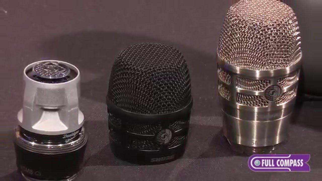 shure ksm8 dualdyne handheld vocal microphone technical background full compass youtube. Black Bedroom Furniture Sets. Home Design Ideas
