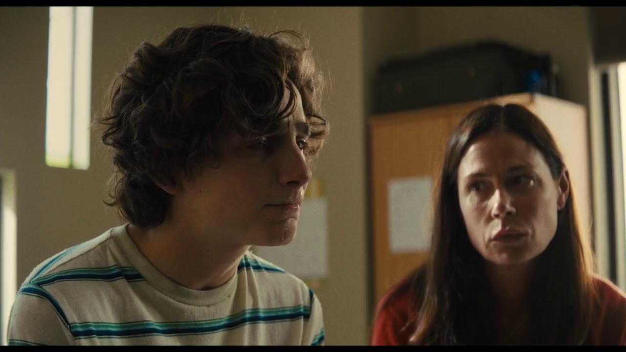 Трейлер драмы о борьбе с наркозависимостью - «Красивый мальчик»