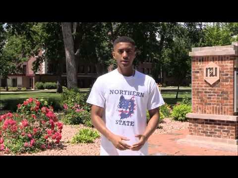 Northern State University International Students Video