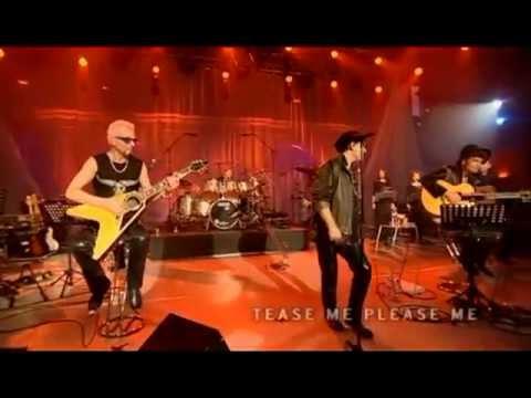 Scorpions  acoustica  tease me please me