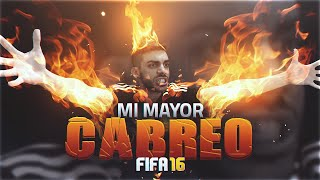 MI MAYOR CABREO EN FIFA 16 | FUT DRAFT | Ultimate Team | DjMaRiiO