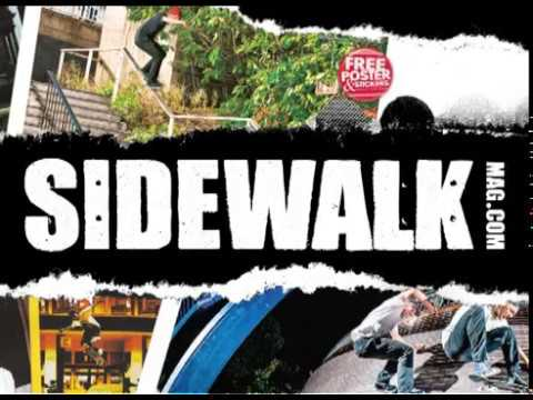 Sidewalk Magazine - Skate Crates Episode 6