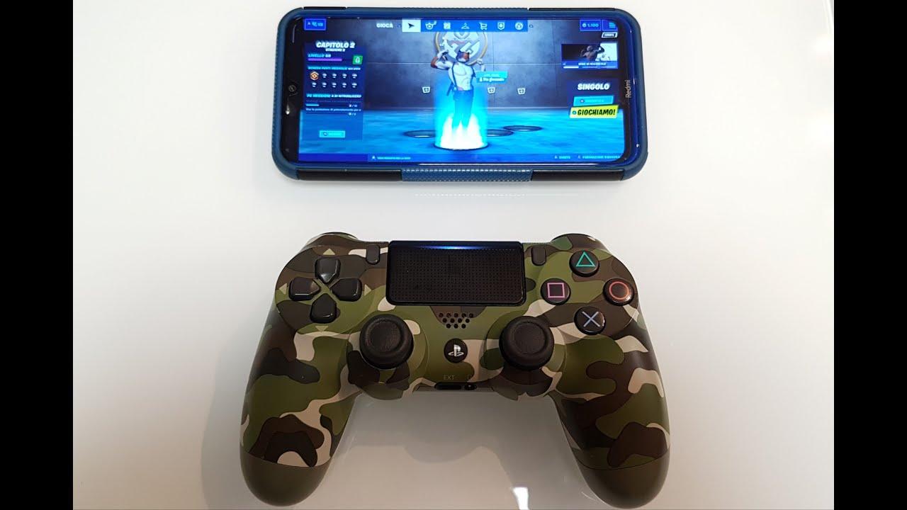 Come collegare il joystick PS4 all'iPhone | Salvatore ...