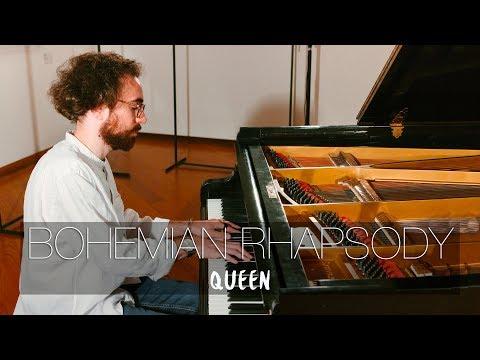 'Bohemian Rhapsody' - Queen (Piano Cover) - Costantino Carrara