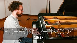 """Bohemian Rhapsody"" - Queen (Piano Cover) - Costantino Carrara"