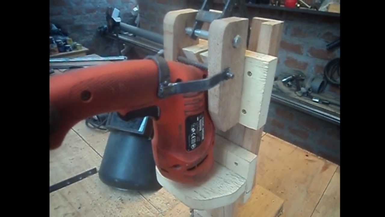 Taladro Vertical Casero Homemade Drill Press Youtube