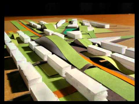 Architecture Students Design Project for Afula