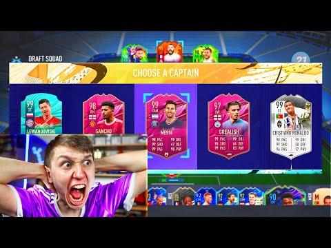 198 RATED!!  FULL TRANSFER CARD FUT DRAFT!! (FIFA 21)