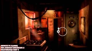 Red Johnson Chronicles 2 Walkthrough Part 5 (PC 1080p) Infinite PC Gaming