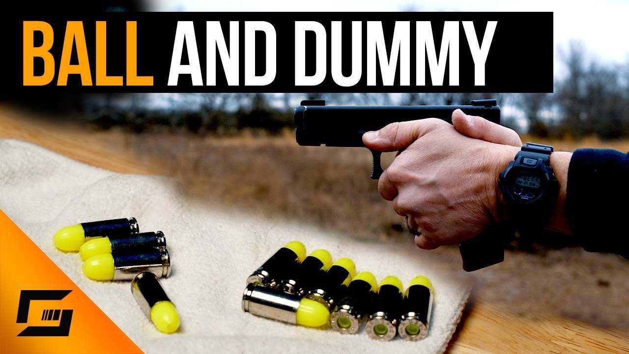 Ball and Dummy with Grant LaVelle | Get Rid of Recoil Anticipation