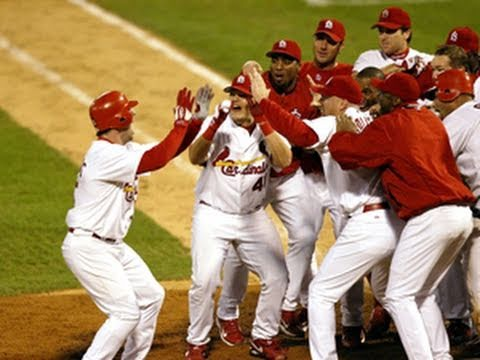 2004 NLCS, Game 6: Edmonds Walks Off to Game 7