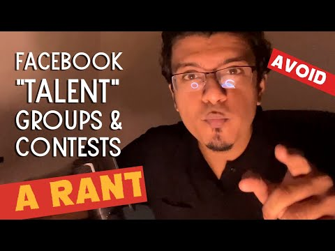 Facebook Talent groups and contests in Bangladesh-AVOID THEM! Bangla art rant with artsbyrats