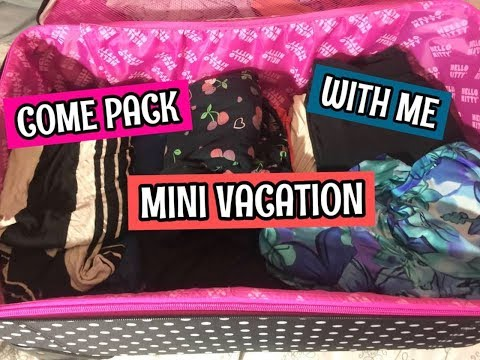 PLUS SIZE PACKING  HOW TO PACK LARGER CLOTHES IN A CARRY ON BAG !