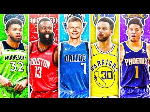 BEST 3 POINT SHOOTER FROM EACH NBA TEAM IN 2019
