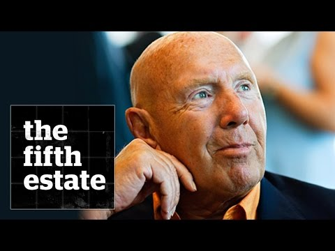 The Mob and Michael DeGroote - the fifth estate