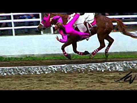 Crazy Cowgirls Trick Riders [HD]